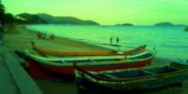 Barcos caiçaras, Por SALLES