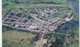 Itapé - Foto aérea de Itapé-Ba, Por ROQUE MENEZES MENDONÇA