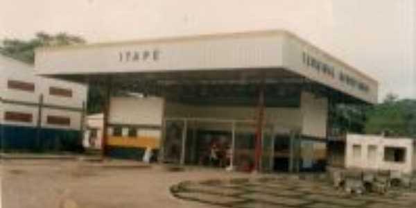 rodoviária de Itapé, Por jackson preta