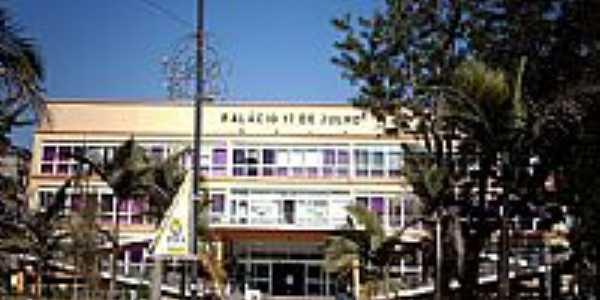 Prefeitura Municipal de Volta Redonda-RJ-Foto:Sergio Falcetti