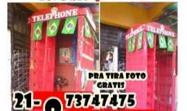 Xerém - ESSA É A 1º CABINE TELEPHONICA FABRICA EM XERÉM, Por Jorge Pais da Silva. O Vô DE XERÉM