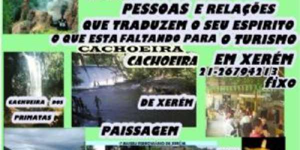 XERÉM TEM COM TER TURISMO IRIA SER BOM DE MAIS, Por Jorge Pais da Silva. O Vô DE XERÉM
