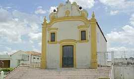 Acari - Acari-RN-Capela de N.Sra.do Rosário-Foto:sitsantacruz.esy.