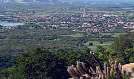 Acari - Acari-RN-Vista aérea da cidade-Foto:www.ebah.com.br