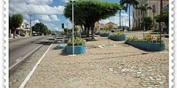 Acari-RN-Avenida principal-Foto:Blog Sociedade Ativa