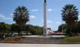 Assú - Praça_São_João_Batista, Por Armando Dantas