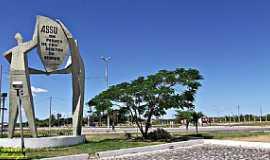 Assú - Assú-RN-Pórtico de entrada da cidade-Foto:washington Luiz