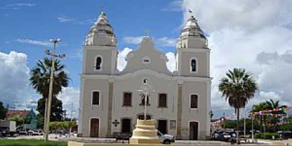 Assú-RN-Igreja de São João Batista-Foto:Walter Leite