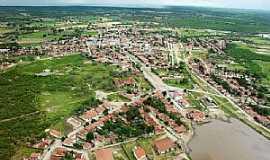 Afonso Bezerra - Afonso Bezerra-RN-Vista aérea da cidade-Foto:blog do barão de ceará-mirim