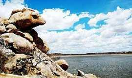Afonso Bezerra - Afonso Bezerra-RN-Vista da Barragem do Boqueirão-Foto:victorhm
