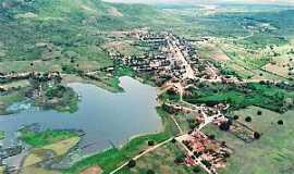 Água Nova - Água Nova-RN-Barragem de Pedras-Cartão Postal da cidade-Foto:Avanilson Lima