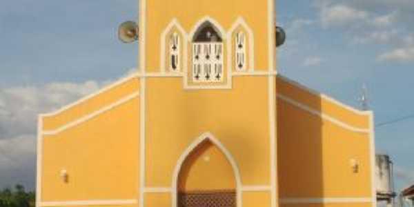 capela de nossa senhora de fátima padroeira, Por Avanilson Lima