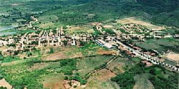 Água Nova-RN-Vista aérea-Foto:www.cidade-brasil.com.br