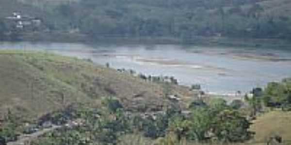 Rio Jequitinhonha Itapebi, por Arnaldo Alves.