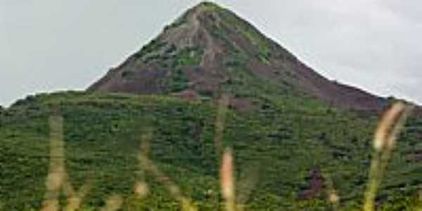 Morro do Caboji em Anjicos-RN-Foto:pedro cardoso