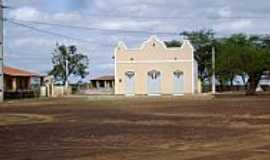 Apodi - Igreja em Apodi-RN-Foto:Marcos-DF