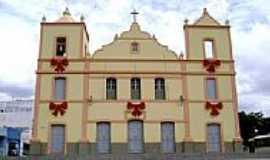 Apodi - Igreja Matriz de Apodi-RN-Foto:Marcos-DF