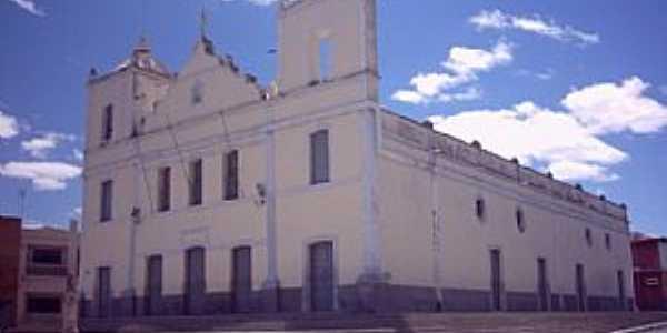 Igreja Matriz em Apodi RN - Por Paulocesar