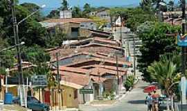 Baía Formosa - Baia Formosa-RN-Rua central-Foto:www.baiaformosa.com.br