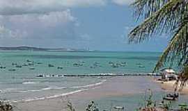 Baía Formosa - Praia de Baía Formosa-Foto:Giovane Carneiro