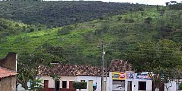 Itapeipu-BA-Centro do Povoado-Foto:FULERU