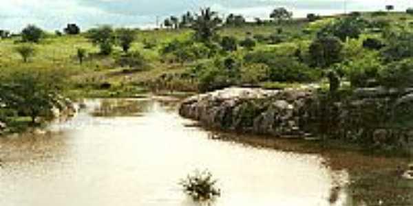 Poço da Pedra Grande  Foto:José Alaí de Souza
