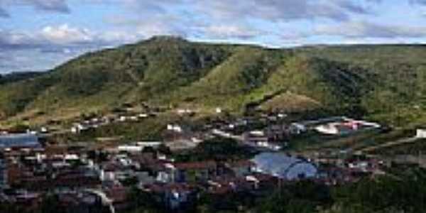 Vista da cidade-Foto:marabodo