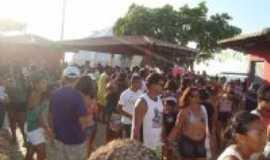Cai�ara do Norte - Terminal Turistico local de festas e eventos, Por Hugo Willian Cacho
