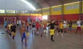 Caiçara do Norte - Escolinha de Futsal, Por Hugo Willian Cacho