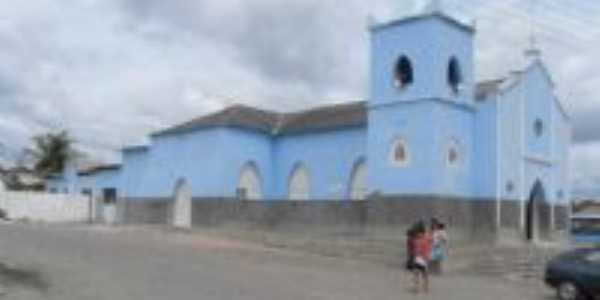 Caiçara Igreja Matriz, Por Alfeu Dagata Junior