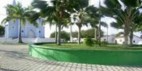 Caiçara Praça da Matriz, Por Alfeu Dagata Junior