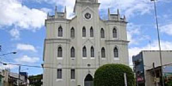 Primeira Igreja Batista de Itapetinga-BA-Foto:cerrado