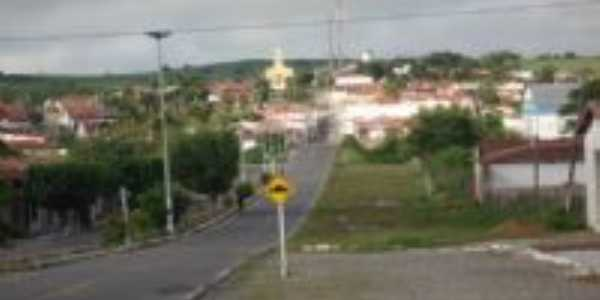 ENTRADA DA CIDADE, Por PROFESSOR GEORGE ARAÚJO