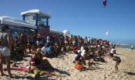 Canguaretama - Campeonato Mundial de kite surf na Barra do Cunhaú, Por Adoastro Dantas