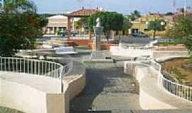 Caraúbas - Praça Central por Weykmy Ferandes
