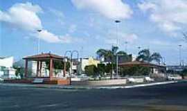 Caraúbas - Praça Reinaldo Pimenta por Weykmy Fenrandes