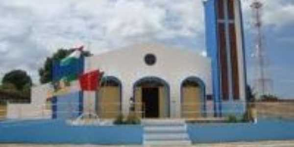 Igreja Santa Luzia, Por Edson Cândido Alves