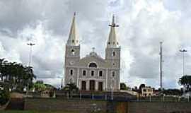 Cear�-Mirim - Igreja Matriz foto por Walter Leite