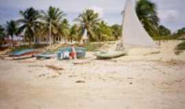 Cear�-Mirim - praia de maracaja� Por Cristina
