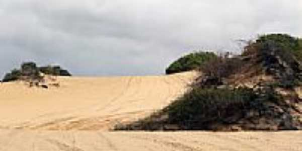 Dunas de Ceará Mirim-RN-Foto:Rubens Kroeger