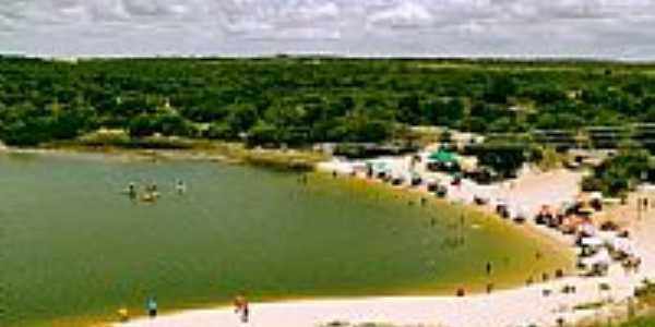 Lagoa Jacumã em Ceará Mirim-RN-Foto:MANOEL CÍCERO FIGUEI…