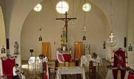 Cerro Corá - Interior da Igreja de São João Batista