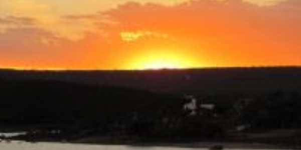 O por do sol mas lindo do seridó, Por Romário