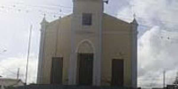 Igreja de N.Sra.do Amparo em Coronel Ezequiel-Foto:Washington Luiz frei…
