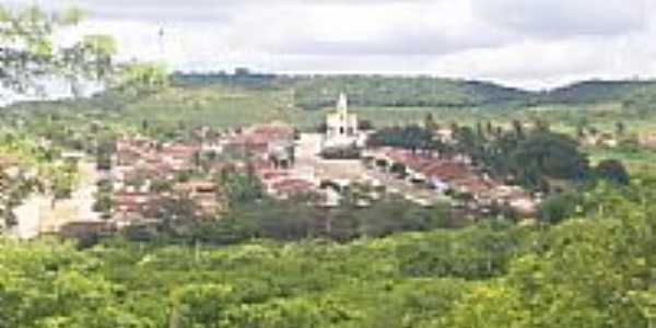 Vista da cidade de Coronel Ezequiel-Foto:Casa das Familias