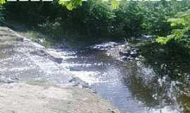 Córrego de São Mateus - Córrego de São Mateus-RN-Cachoeirinha-Foto:jucienoar