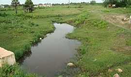 Córrego de São Mateus - Córrego de São Mateus-RN-Vista do Distrito-Foto:jucienoar