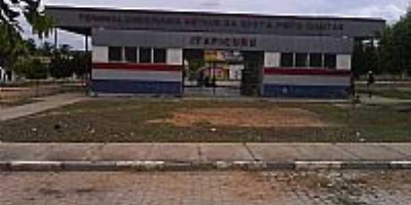 Itapicuru-BA-Terminal Rodoviário-Foto:jeff.osdanados