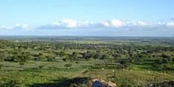 Itapicuru-BA-Vista panorâmica da região-Foto:edvaldo lage
