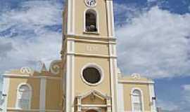 Cruzeta - Igreja Matriz - foto por Walter Leite